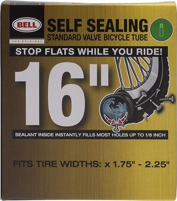 "BELL 18/"" UNIVERSAL BICYCLE BIKE INNER TUBE Standard Schrader Valve x1.75-2.25/"""
