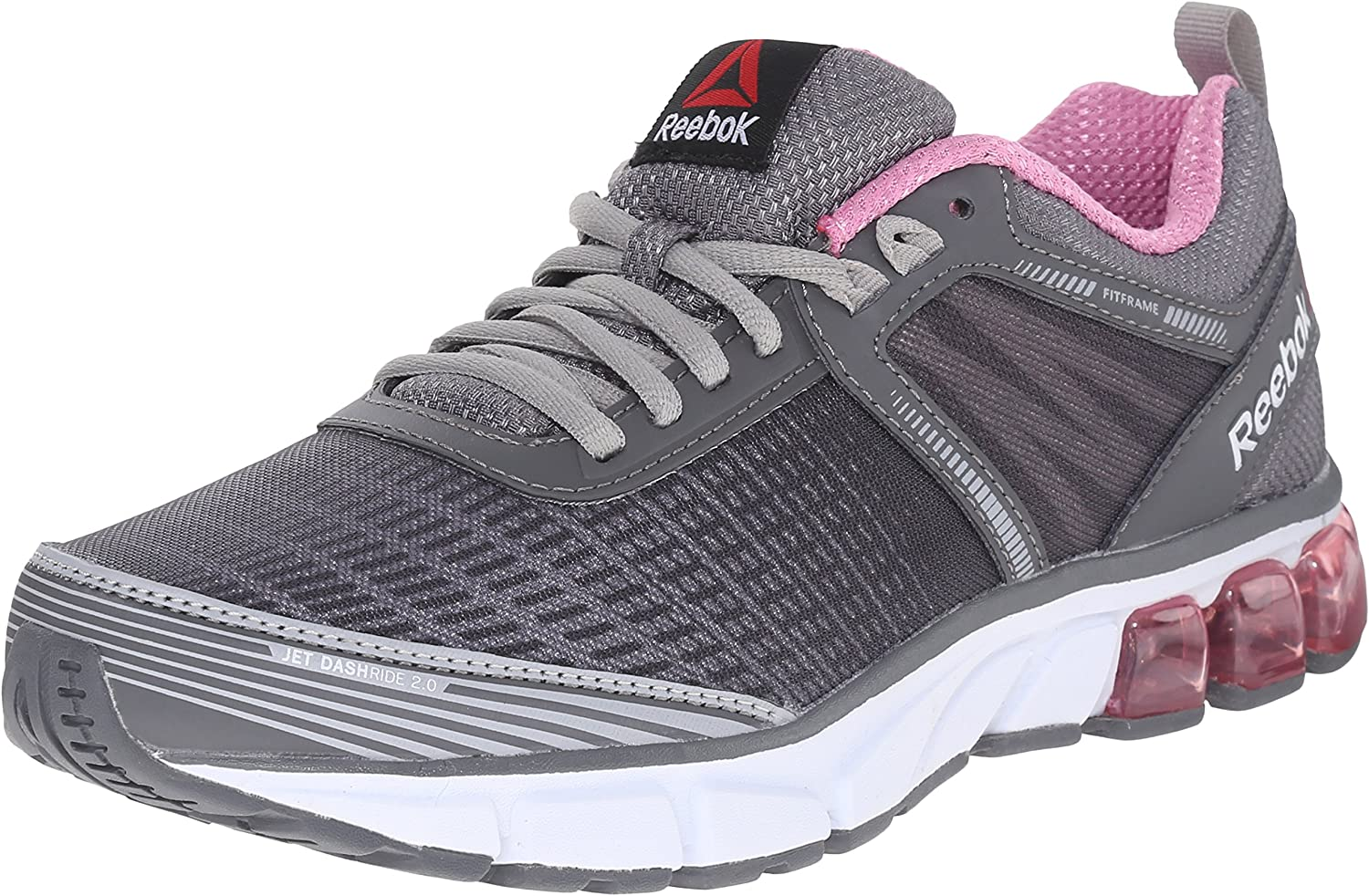 Reebok Women s Jet Dashride 2.0 Running Shoe