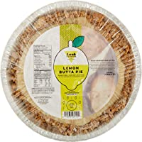 Lush Yummies Pie Co. - Lemon Butta Pie