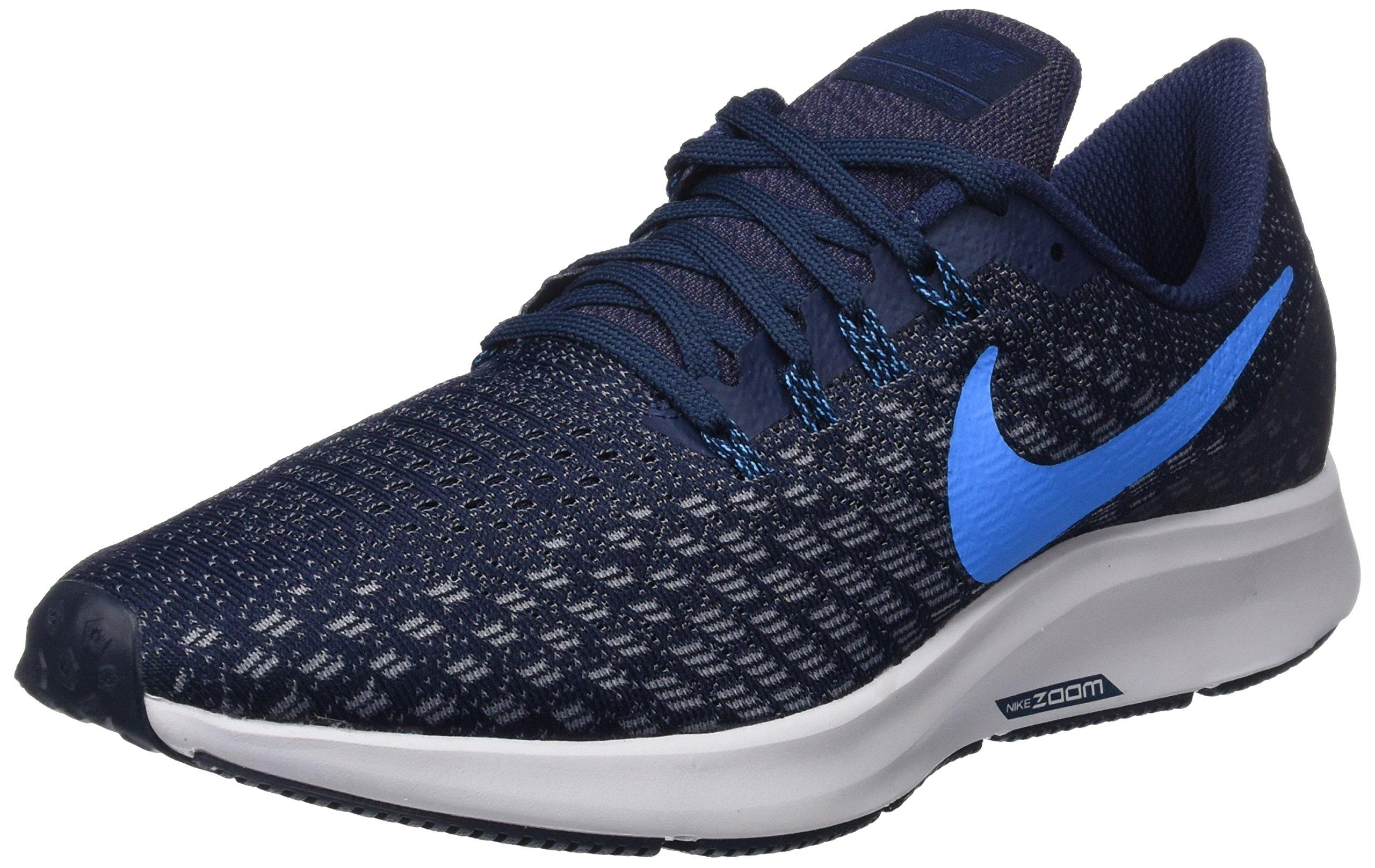 Nike Men's Air Zoom Pegasus 35 Running Shoe Obsidian/Blue Hero/Gunsmoke/Vast Grey Size 9 M US