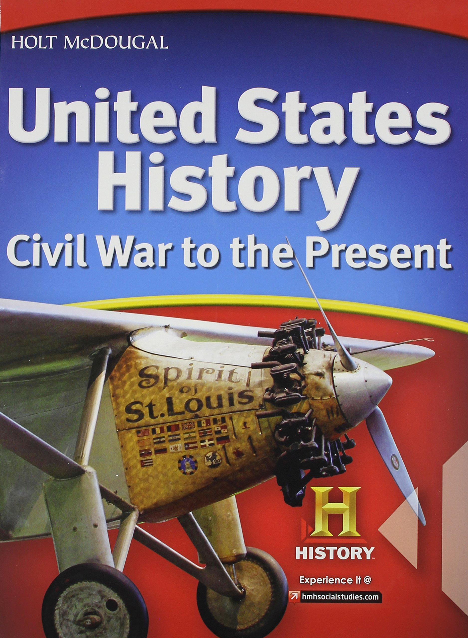 Amazon.com: United States History: Student Edition Civil War to the ...