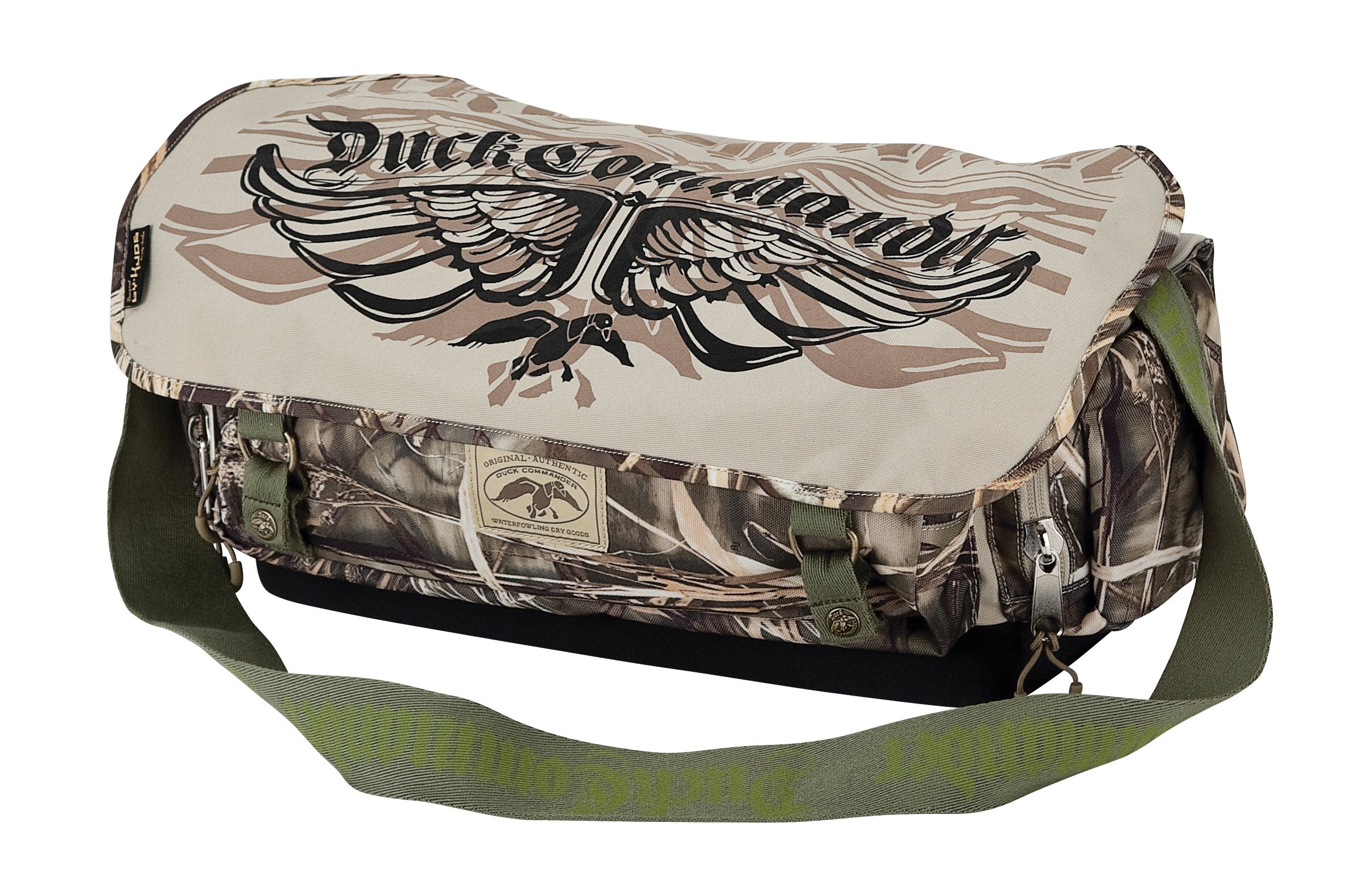 DUCK COMMANDER Authentic Blind Bag, Camo