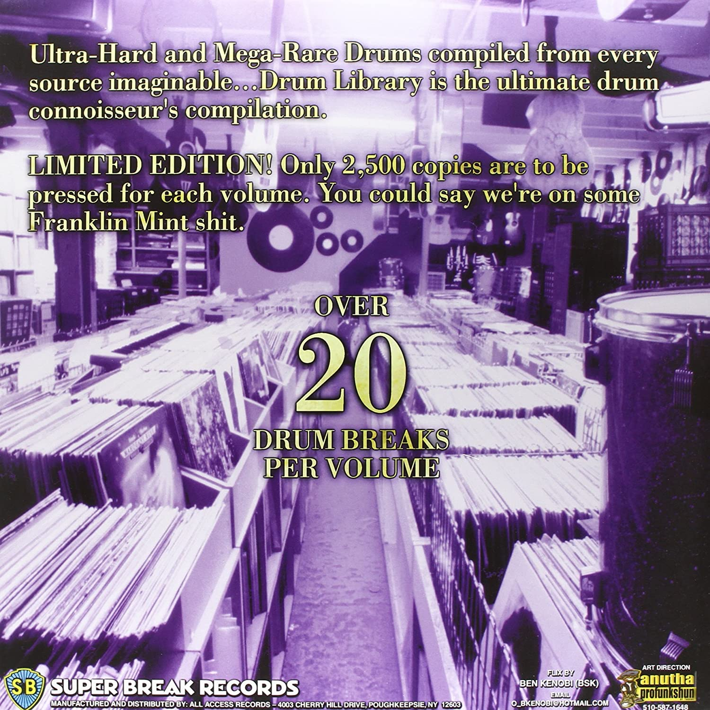 PAUL NICE - Drum Library 4 - Amazon com Music