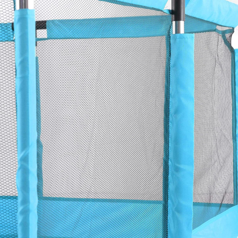 MorNon Baby Playpen Children Toddler Kids Indoor Outdoor Play Pen Ball Pool Basket