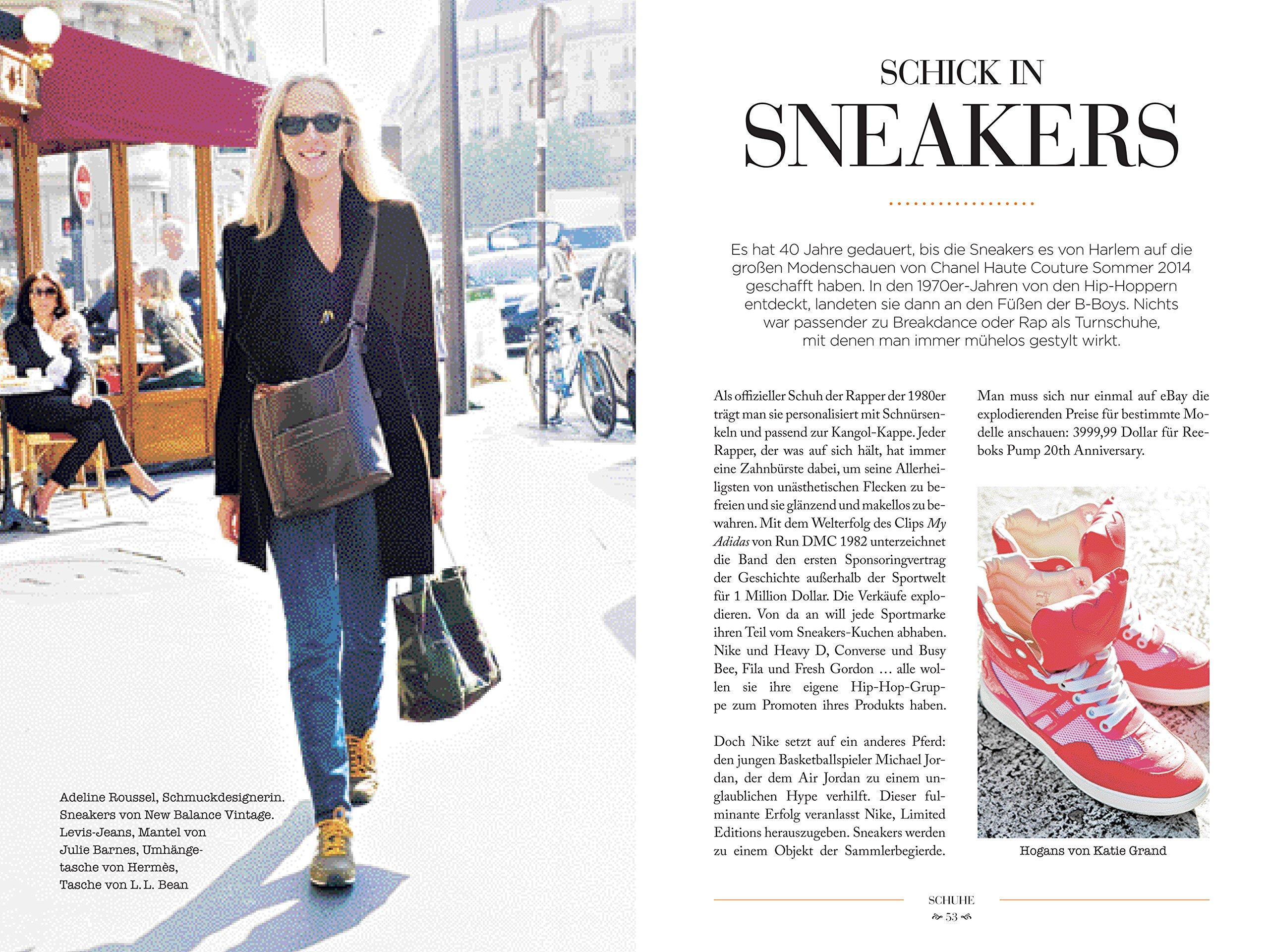Ultimative Schuhe StyleguideFrédérique Veysset Der xQrdCtsh