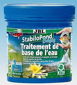 Jbl - Entretien Bassin De Jardin - Stabilopond Basis - 250 G: Amazon ...