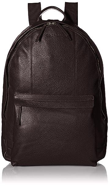 Amazon.com: cole haan Men s Pebble mochila de piel, talla ...