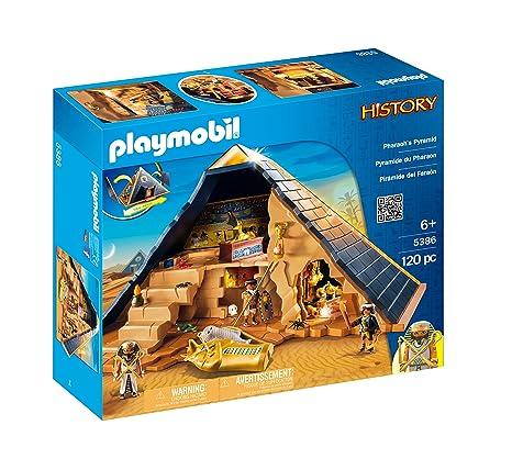 7d864be436 Playmobil 5386 - Grande Piramide del Faraone: Amazon.it: Giochi e ...
