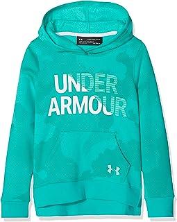 Under Armour, Rival Hoody, Felpa, Bambina 1317839