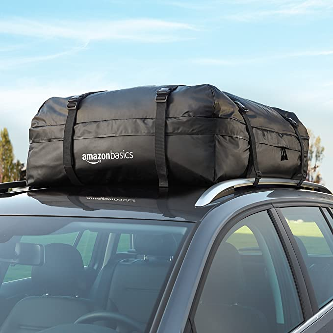 Amazon Basics Rooftop Cargo Carrier Bag