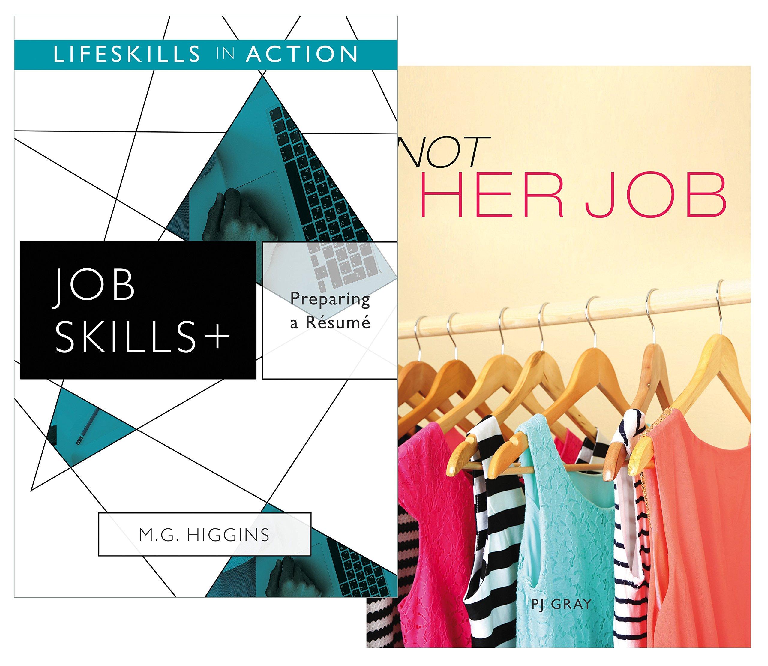 Download Preparing a Resume/ Not Her Job (Job Skills) (Lifeskills in Action: Job Skills) pdf epub