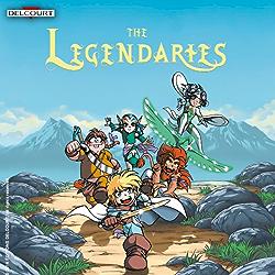 the legendaries issues 6 book series