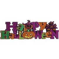 Halloween 46 CM Wall Plaque - Pumpkin House