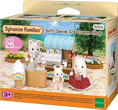 Sylvanian Families 5533 Drillings-Kinderwagen Puppenhaus Spielset