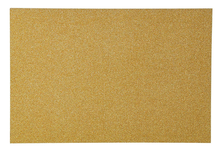 Paquete de 24 Papel del Brillo del Oro para el Bricolaje Fiesta de cumplea/ños 250 g de 8 x 12 Pulgadas Best Paper Greetings Brillo de Papel cartulina