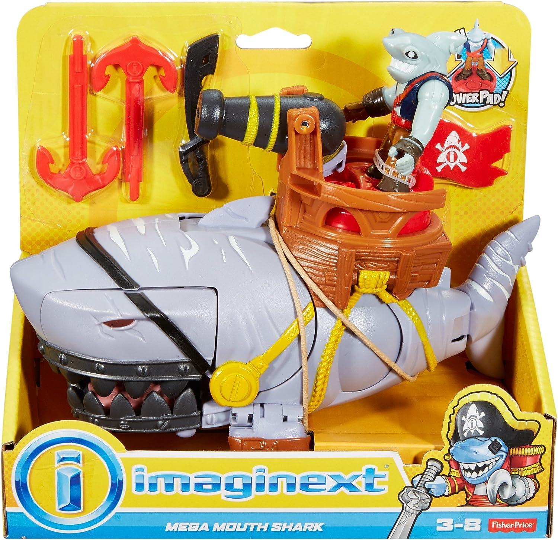 Imaginext Mega Mouth Shark