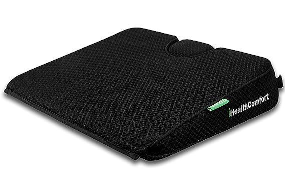 Amazon.com: iHealthComfort - Cojín ortopédico para asiento ...