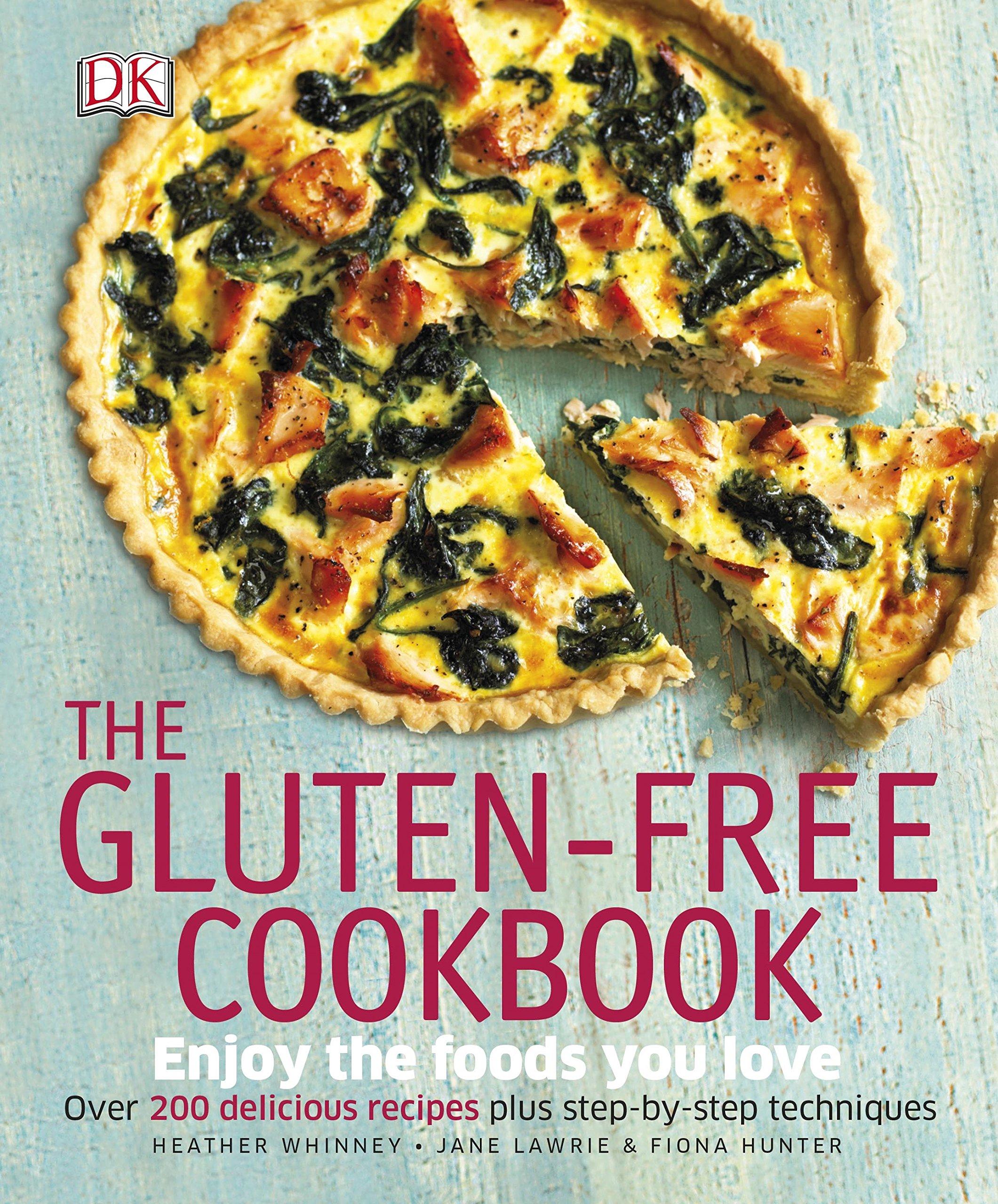 The gluten free cookbook amazon heather whinney fiona the gluten free cookbook amazon heather whinney fiona hunter 9780241185674 books forumfinder Images