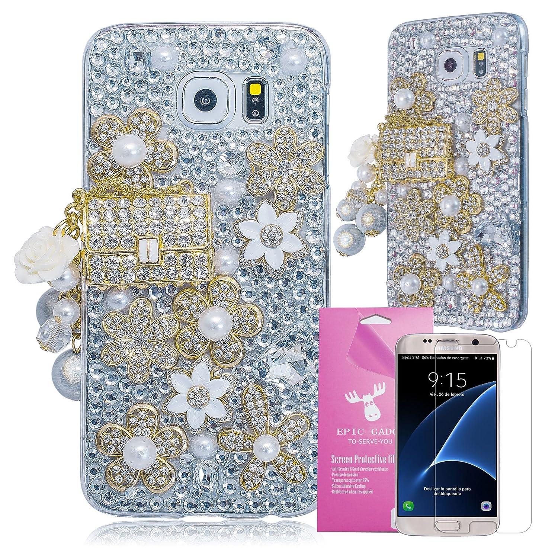 Amazon.com: Galaxy S7 Edge Case, EpicGadget(TM) Samsung S7 ...