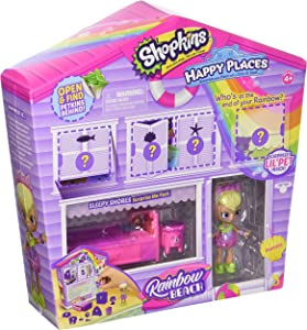 Shopkins Happy Places Rainbow Beach Furniture Set - Sleepy Shores
