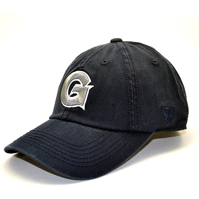 release date: c8078 d8a59 Amazon.com   Georgetown Hoyas Adult Adjustable Hat   Sports Fan Baseball  Caps   Sports   Outdoors