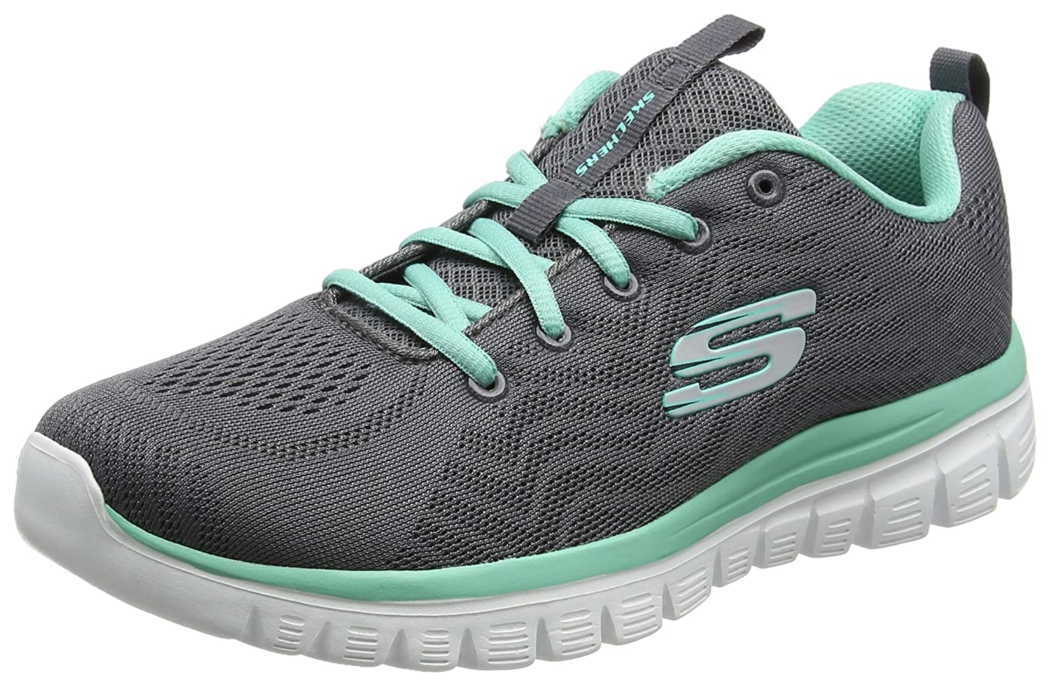 Skechers Graceful-Get Connected, Baskets Femme