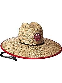 3262ce73 O'Neill Men's Sonoma Straw Lifeguard Hat