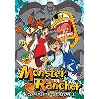 Monster Rancher: Season 1 (4pc) / (Box) [DVD] [Region 1] [NTSC] [US Import]