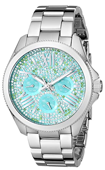 watches ladies customized bracelet crystal mint bangle watch women stone high resistant girls color water quality with green