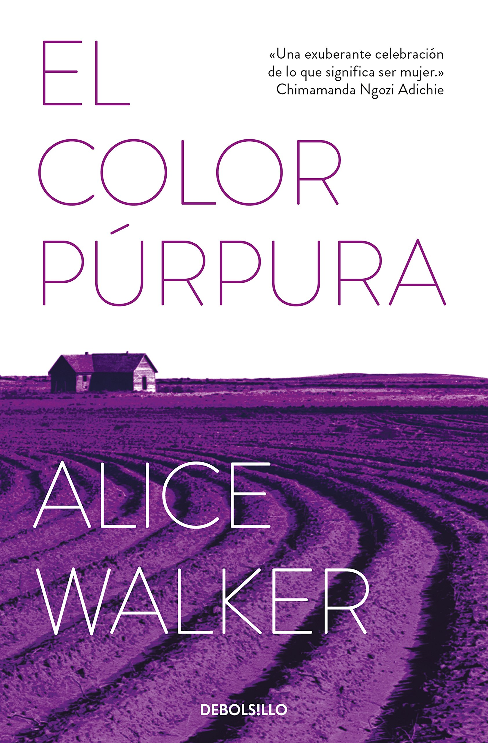 El color púrpura (Best Seller): Amazon.es: Walker, Alice: Libros
