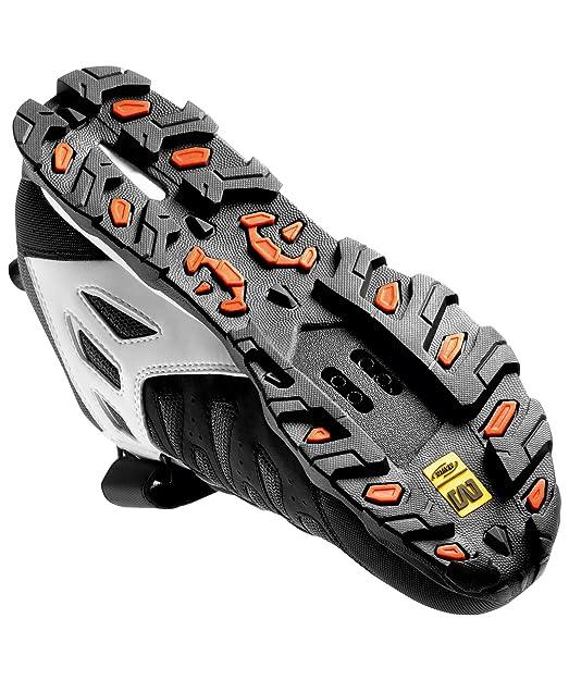 Zapatillas MTB Mavic Alpine negro para hombre Talla 46 2015: Amazon.es: Zapatos y complementos