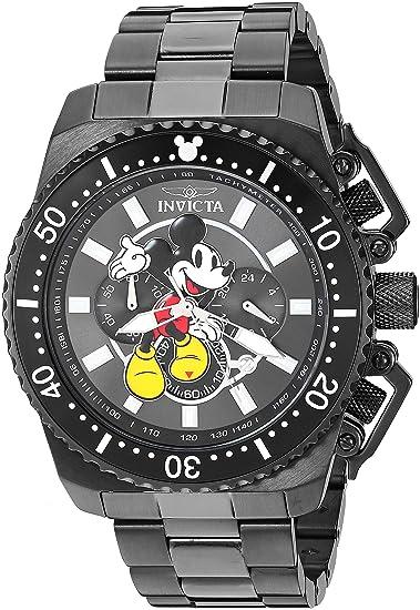 Invicta Disney Limited Edition Reloj de Hombre Cuarzo Correa de Acero 27286