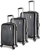 TravelCross Berkeley 3 Piece Lightweight Spinner Luggage Set