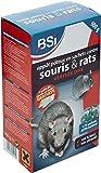 BSI 75 Pâtes en sachets pour Rat/Souris 900 g