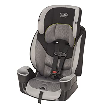 Amazon.com : Evenflo Maestro Sport Harness Booster Car Seat ...