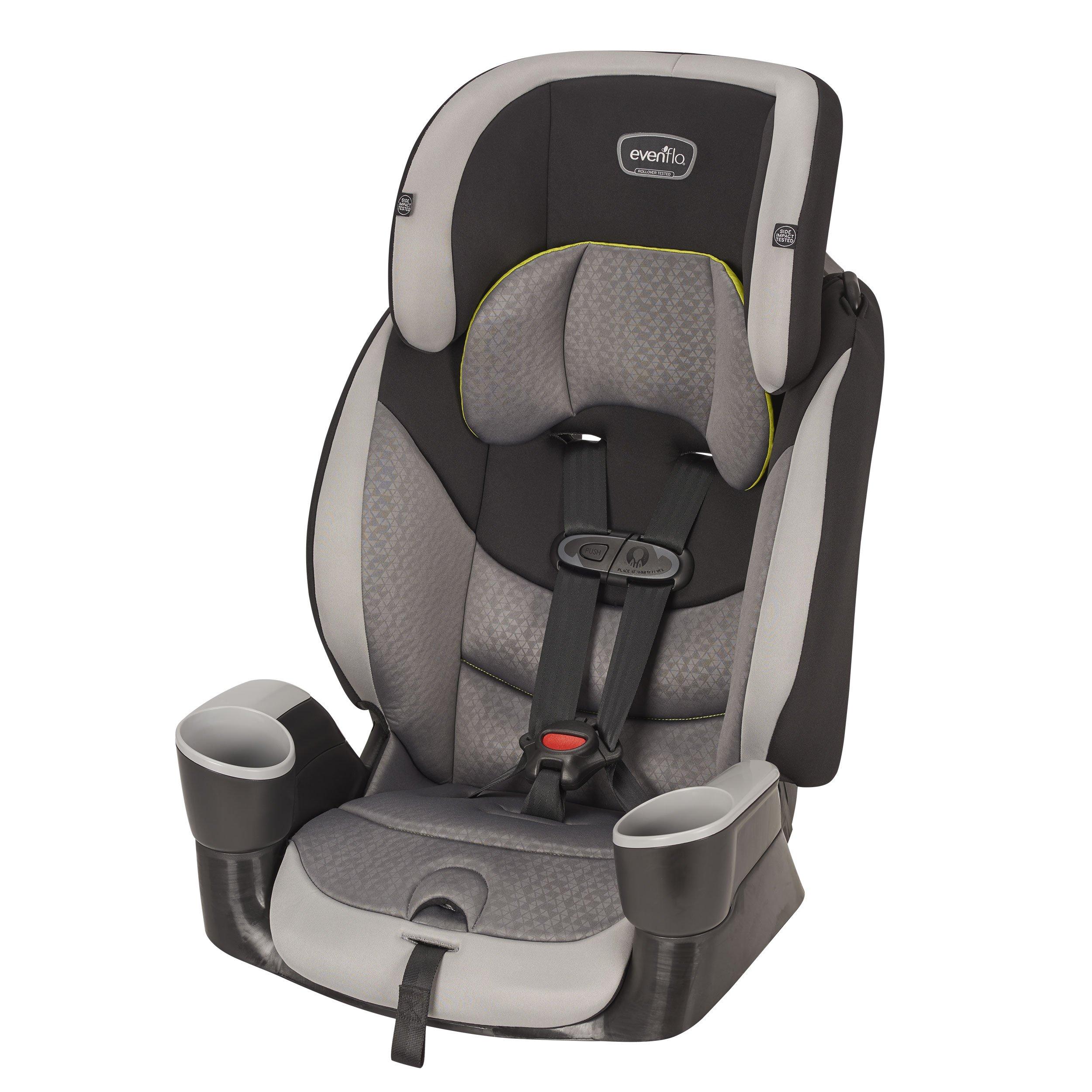 Amazon.com : Evenflo Maestro Sport Harness Booster Car Seat ...