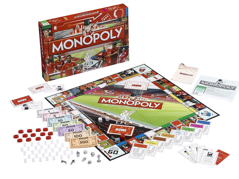 Monopoly - Juego de Mesa, de 2 a 8 Jugadores (Winning Moves ...