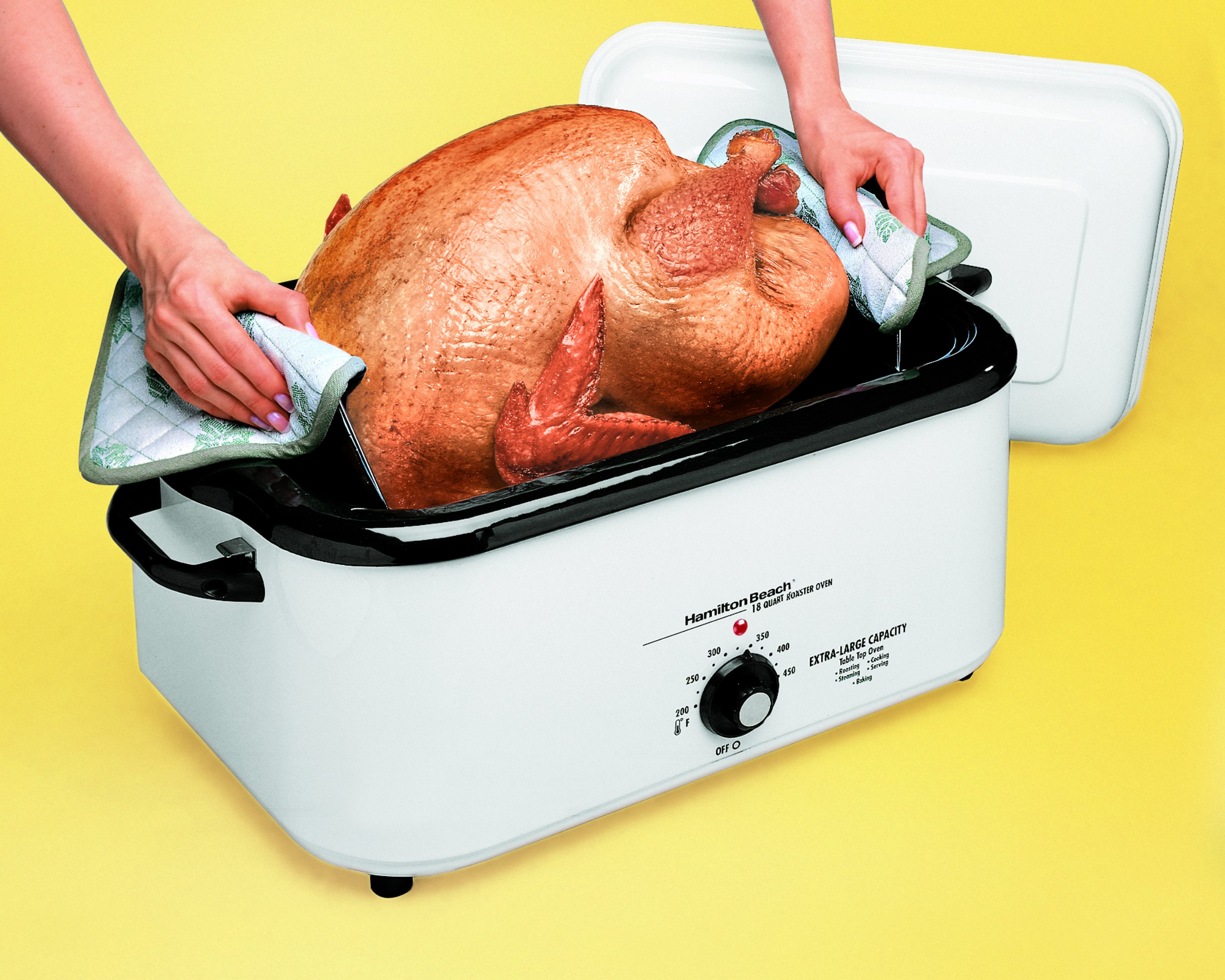 Hamilton Beach 32182 18-Quart Roaster Oven by Hamilton Beach (Image #7)