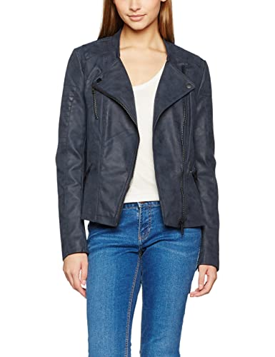 Only onlAVA FAUX LEATHER BIKER OTW NOOS - Chaqueta  para mujer