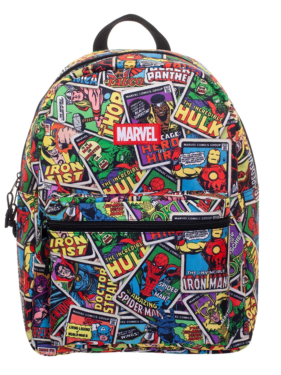 Marvel Comics stampa all-over 40,6 cm zaino