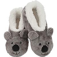 Slumbies!® Womens Slippers - Wild Animals - Koala