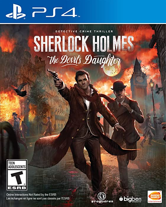 Top 10 Sherlock Home Pc Game