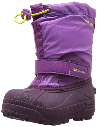Columbia Powderbug Forty (Girls' Toddler-Youth) WT8jeHpEO