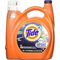 Tide Plus Febreze HE Liquid Laundry Detergent, Sport Active Fresh, 4.08L