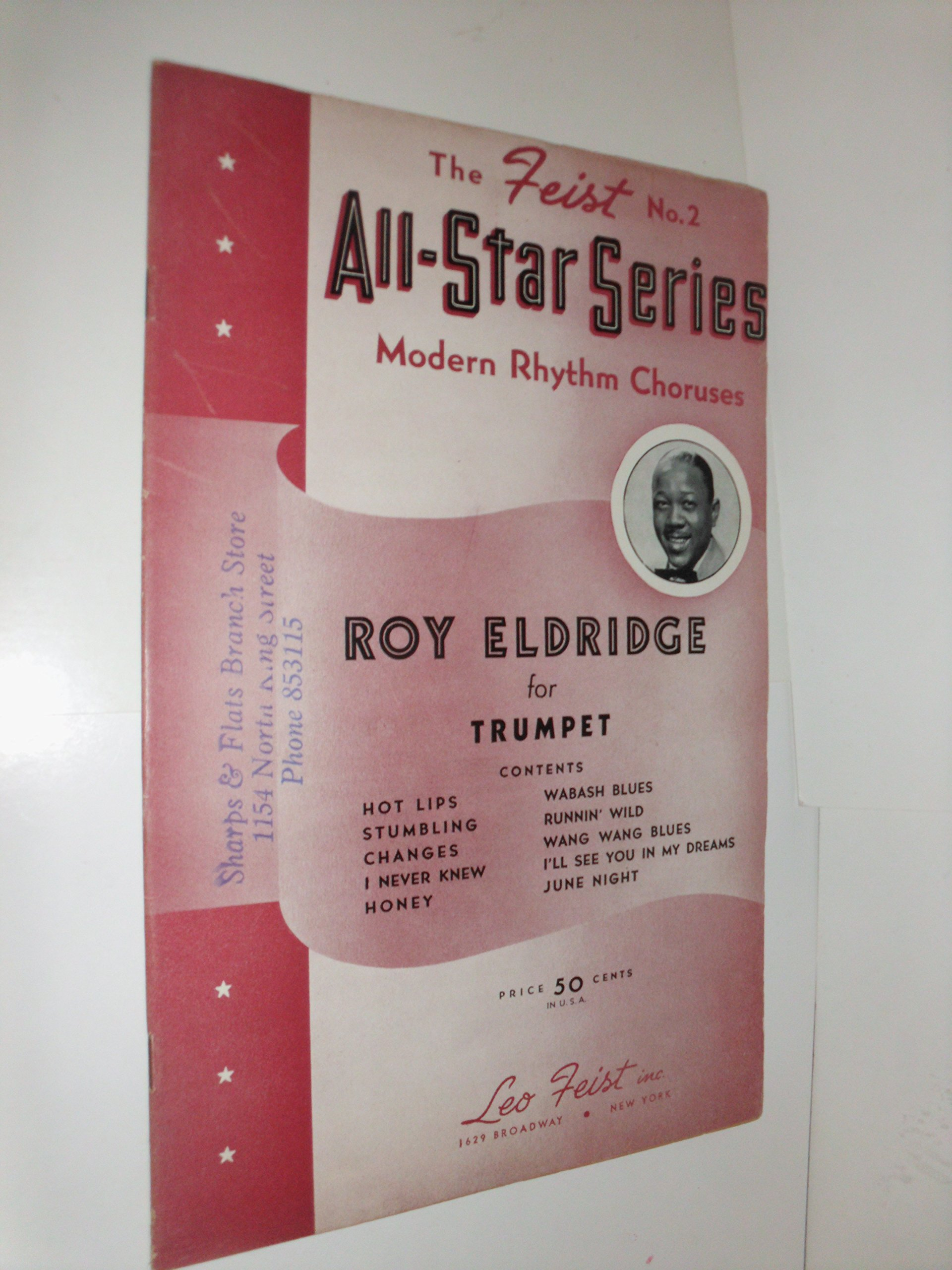 Feist No  2, All-star Series - Modern Rhythm Choruses / Roy