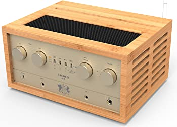 iFi Retro S50 Integrated All-in-One Vacuum Tube Amplifier