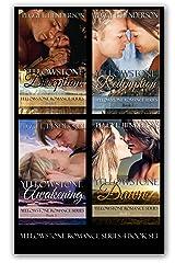 Yellowstone Romance Series  4 Book Bundle (Books 2-5) Kindle Edition