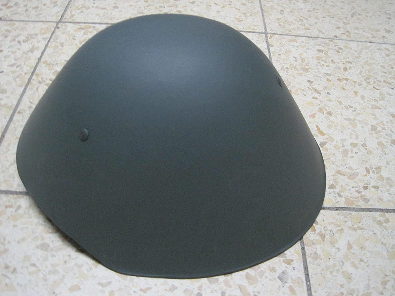 Stahlhelm Gr/össe 56 Original NVA Parade Helm Plastik Helm /ähnl