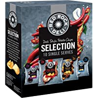 Red Rock Deli Potato Chips Variety Multipacks (10 x 28 grams) - 60 Single Serves