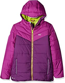 Girls Regatta Childrens  Lofthouse Iii Insulated Jacket Baffled/Quilted